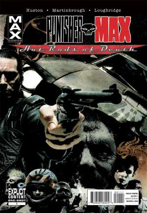 Punisher Max: Hot Rods of Death#One-Shot