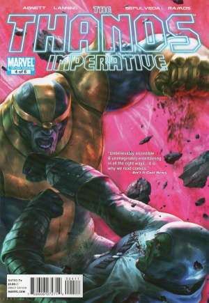 Thanos Imperative (2010-2011) #4