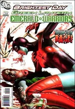 Green Lantern: Emerald Warriors (2010-2011)#2A