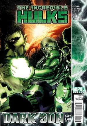 Incredible Hulks (2010-2011)#613
