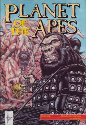 Planet of the Apes (1990-1992) #1A