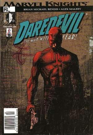 Daredevil (1998-2011)#28A