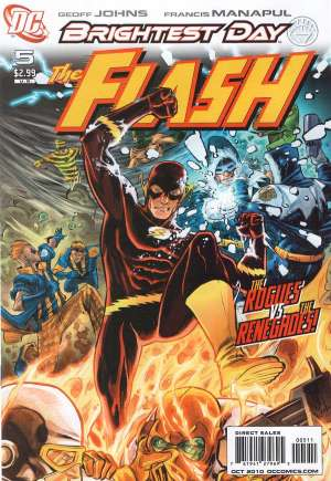 Flash (2010-2011)#5A