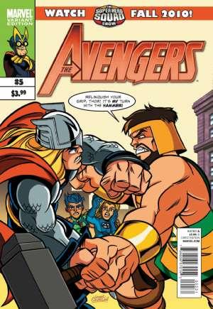 Avengers (2010-2012)#5C
