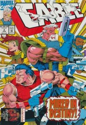 Cable (1993-2002) #2B