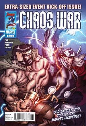 Chaos War#1A