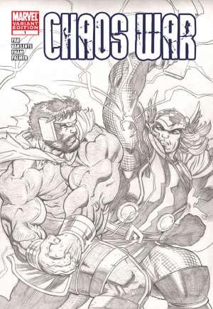 Chaos War#1B