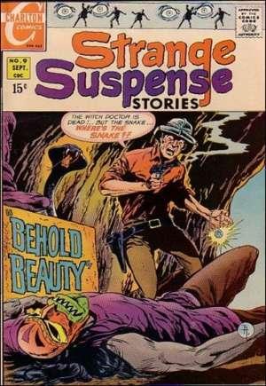 Strange Suspense Stories (1967-1969)#9