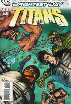 Titans (2008-2011)#28