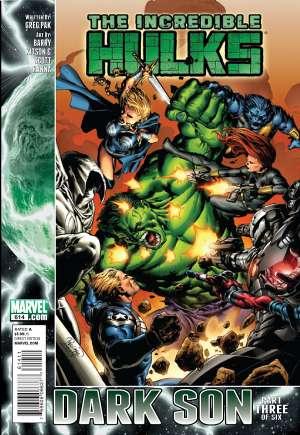 Incredible Hulks (2010-2011)#614A