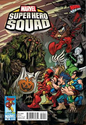 Marvel Super Hero Squad (2010-2011) #10