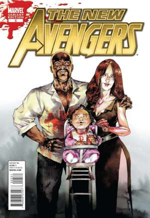 New Avengers (2010-2013)#5B