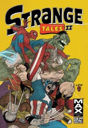 Strange Tales II#1