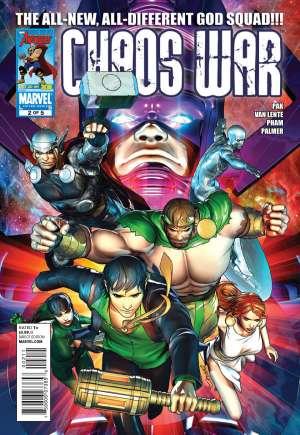 Chaos War#2A