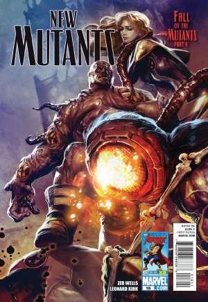 New Mutants (2009-2012)#18