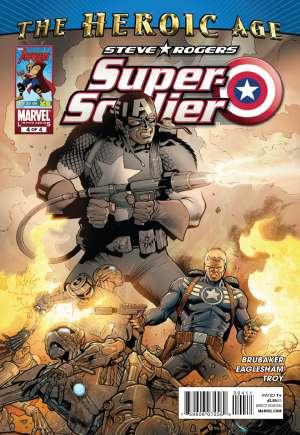 Steve Rogers: Super-Soldier (2010-2011)#4