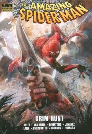 Amazing Spider-Man: Grim Hunt (2010)#HC