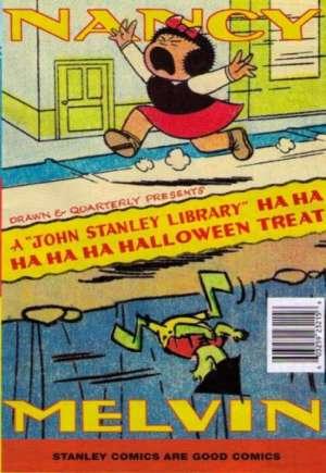 A John Stanley Library Ha Ha Ha Ha Ha Halloween Treat 2010 Mini Comic#One-Shot