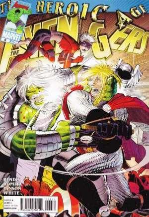 Avengers (2010-2012)#6