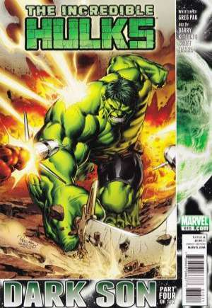 Incredible Hulks (2010-2011) #615