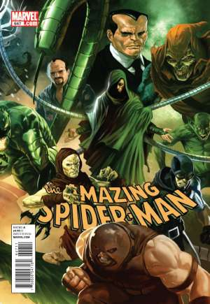 Amazing Spider-Man (1999-2014)#647A