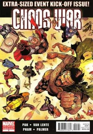 Chaos War#1C