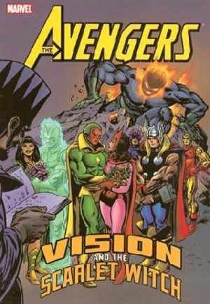 Vision and the Scarlet Witch (1982-1983) #TP