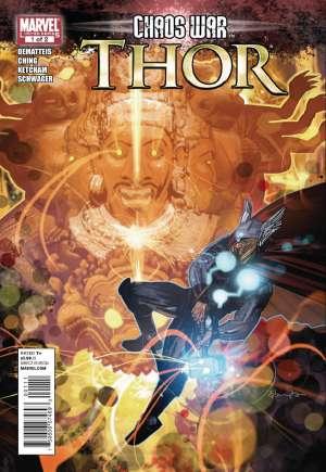 Chaos War: Thor#1