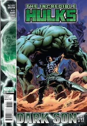 Incredible Hulks (2010-2011)#616