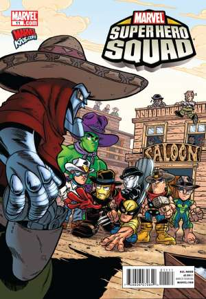Marvel Super Hero Squad (2010-2011)#11