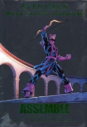 Avengers: West Coast Avengers Assemble (2010)#HC