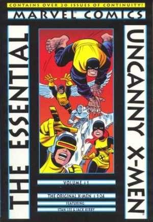 Essential Uncanny X-Men (1999)#TP Vol 1A
