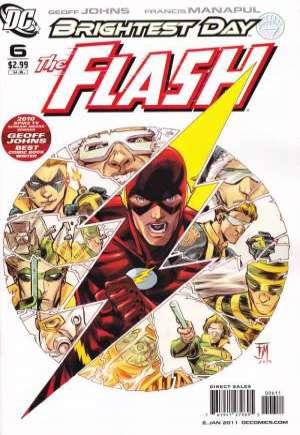 Flash (2010-2011)#6A