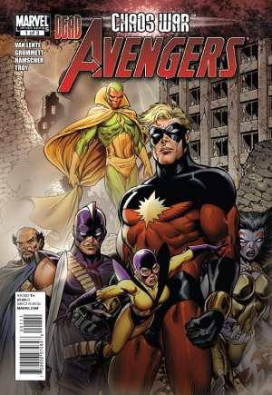 Chaos War: Dead Avengers#1