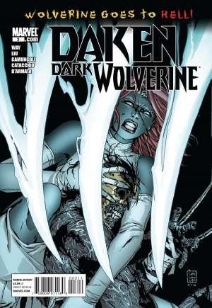 Daken: Dark Wolverine (2010-2012)#3