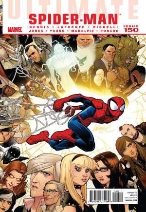 Ultimate Comics: Spider-Man (2009-2011)#150A