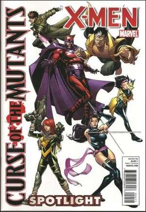 X-Men: Curse of the Mutants Spotlight (2011)#One-Shot