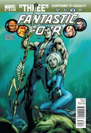 Fantastic Four (1998-2011)#585A