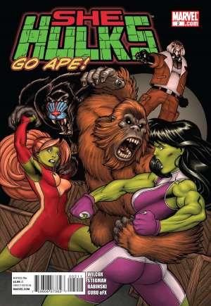 She-Hulks (2011)#2