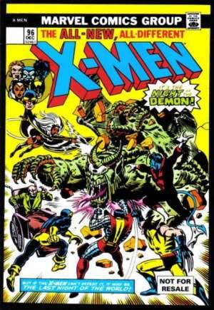 Uncanny X-Men (1963-2011)#96C