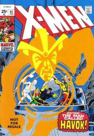 Uncanny X-Men (1963-2011)#97C
