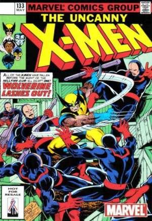 Uncanny X-Men (1963-2011)#133D
