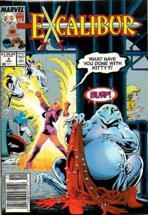 Excalibur (1988-1998)#2A