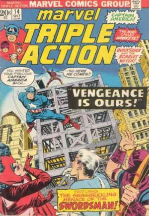 Marvel Triple Action (1972-1979) #14B
