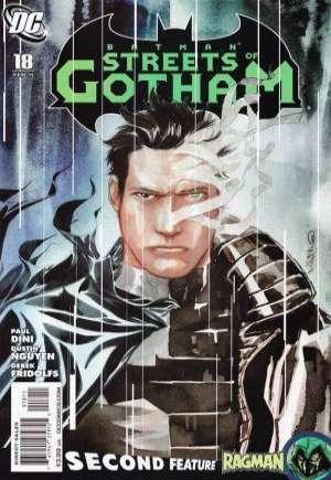 Batman: Streets of Gotham (2009-2011)#18