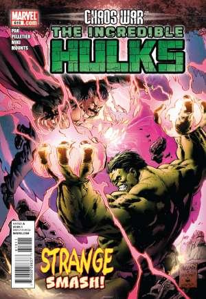 Incredible Hulks (2010-2011)#619