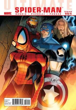 Ultimate Comics: Spider-Man (2009-2011)#151