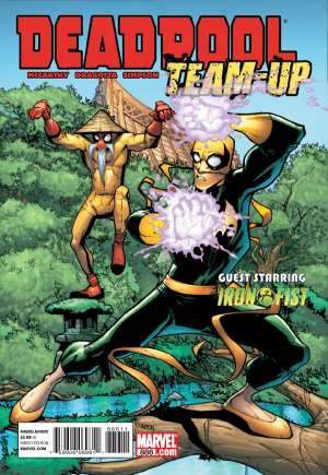 Deadpool Team-Up (2010-2011)#886