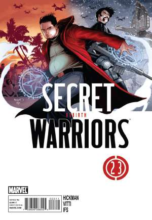Secret Warriors (2009-2011)#23