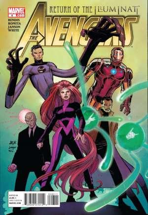 Avengers (2010-2012)#8